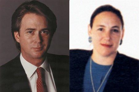 Charles Faulkner & Lucy Freedman