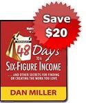 48 Days to a Six Figure Income