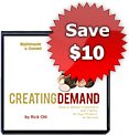 Creating Demand